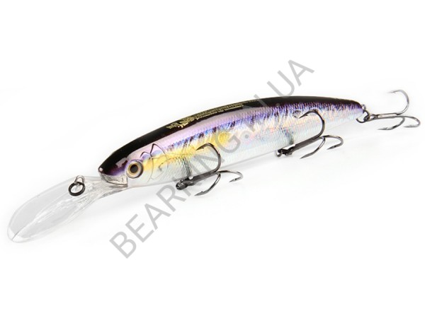 фото Bearking Balisong Longbill 130SF цвет D Crystal Minnow
