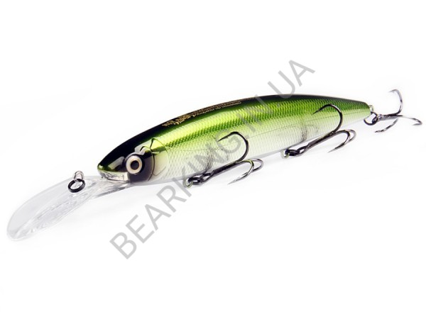 фото Bearking Balisong Longbill 130SF цвет F Green Back