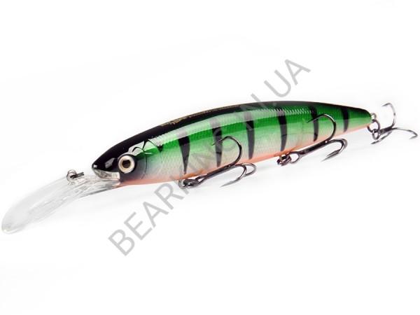 фото Bearking Balisong Longbill 130SF цвет H Green Tiger
