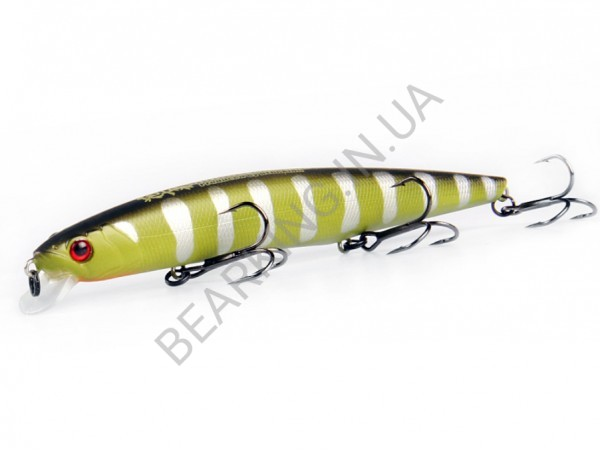 фото Bearking JungleCat 140SP цвет C Perch Minnow