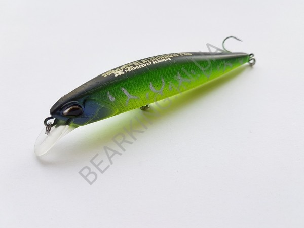 фото Bearking Realis Jerkbait 100SP цвет L Hot Tiger