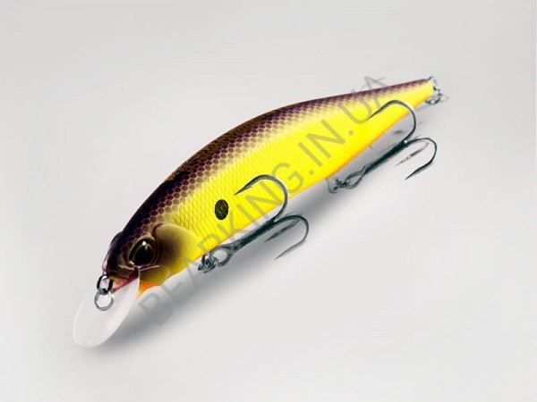 фото Bearking Realis Jerkbait 120SP цвет G NEW Mohican