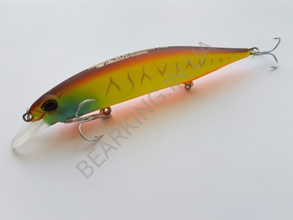 фото Bearking Realis Jerkbait 120SP цвет D Hot Tiger