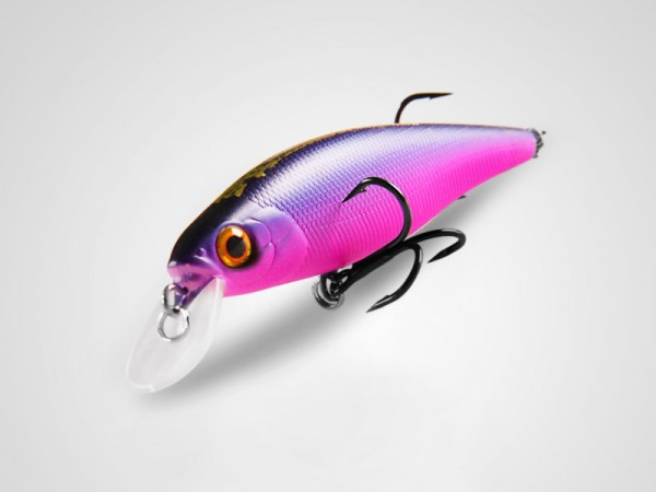 фото Bearking Squad Minnow 65SP цвет G Violet