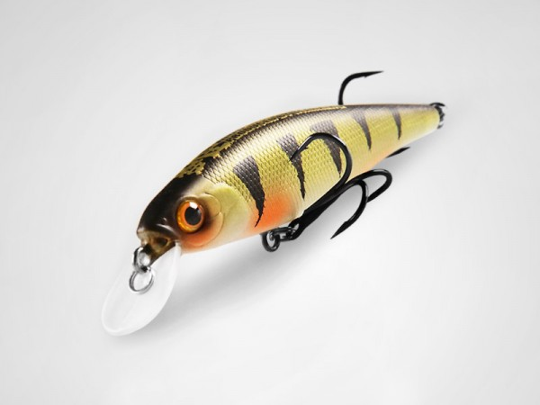 фото Bearking Squad Minnow 65SP цвет H Skeleton Perch